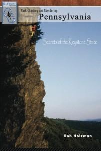 Pennsylvania Rock Climbing Guidebook