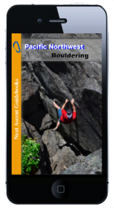 northwest bouldering guidebook