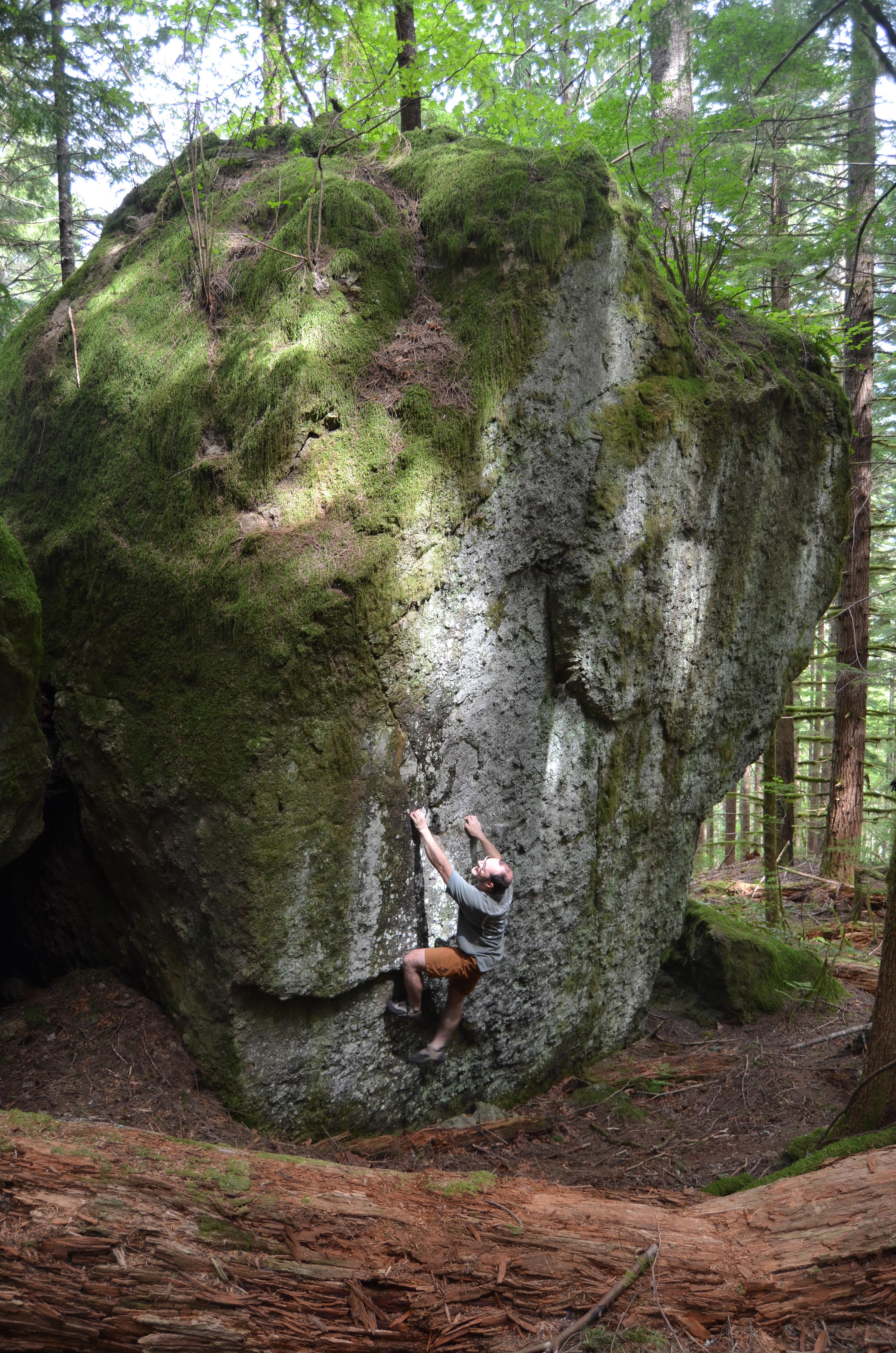 northwest bouldering