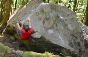 more bouldering