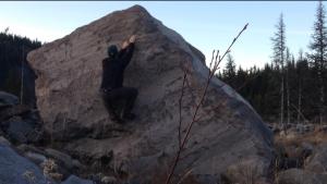 Hood Bouldering