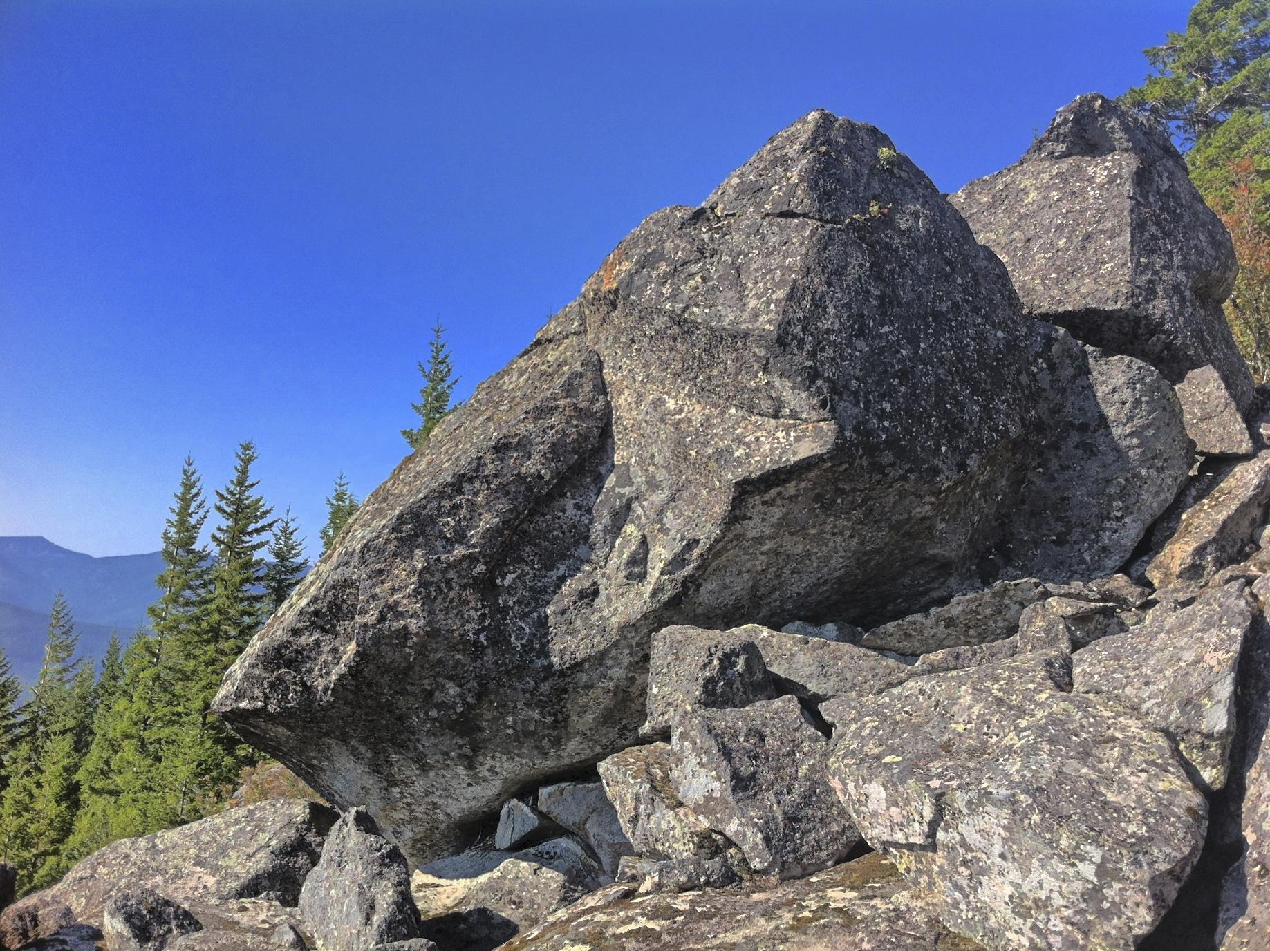 OR Boulders