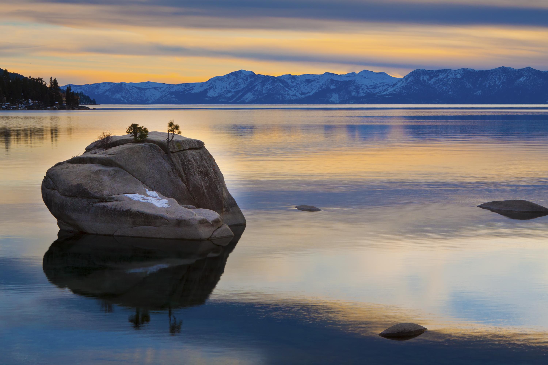 Tahoe Bouldering